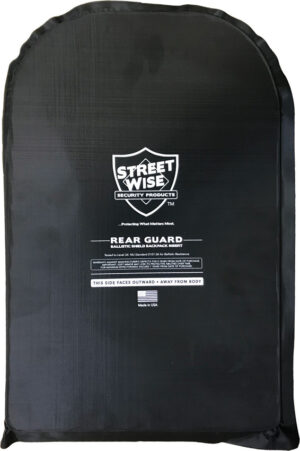 Streetwise Products Rear Guard Ballistic Shield 11
