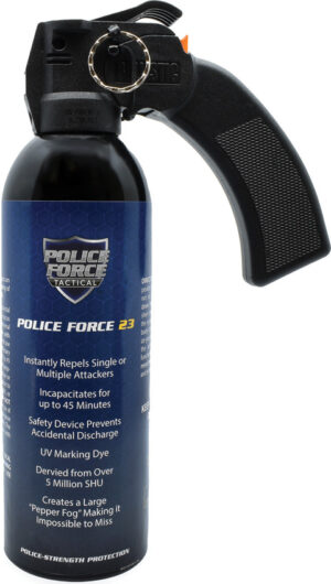 Police Force Tactical Police Force 23 Pepper Spray