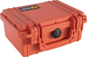 Pelican 1150 Protector Case Orange