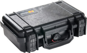 Pelican 1170 Protector Case Black