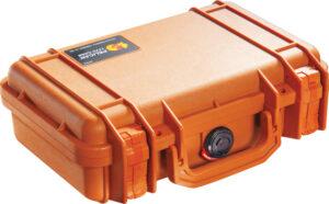 Pelican 1170 Protector Case Orange