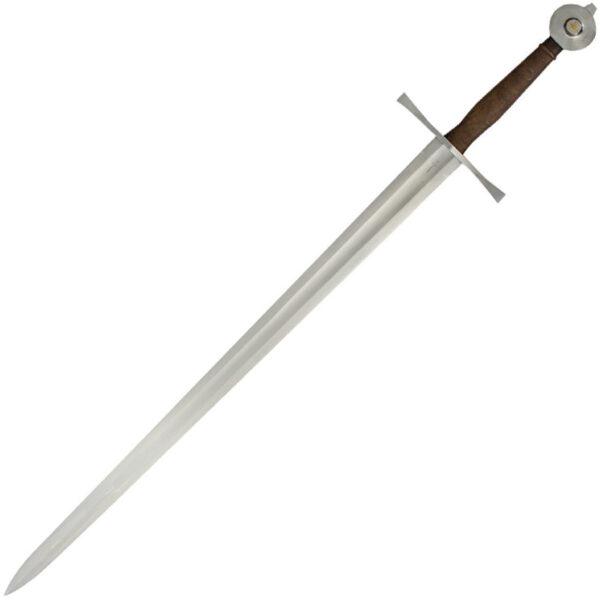 Red Dragon Combat Temple Church Sword (39.5″)