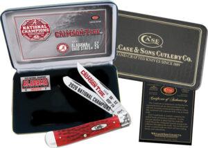 Case Cutlery Alabama Champion Trapper