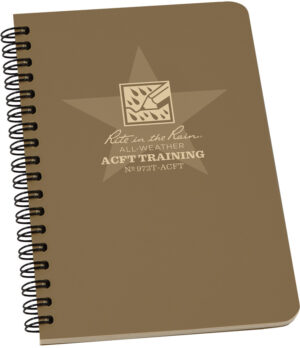 Rite in the Rain ACFT Physical Fitness Journal