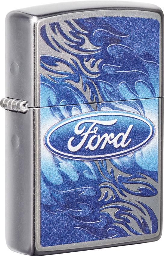 Zippo Ford Logo Lighter