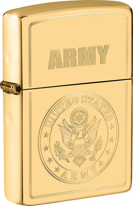 Zippo U.S. Army Lighter