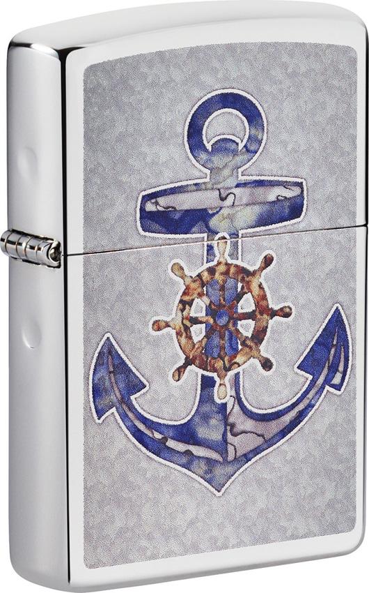 Zippo Anchor Design Lighter