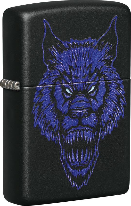 Zippo Werewolf Lighter