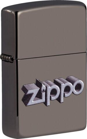 Zippo Logo Design Lighter