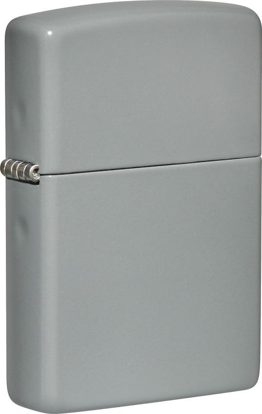 Zippo Classic Flat Gray