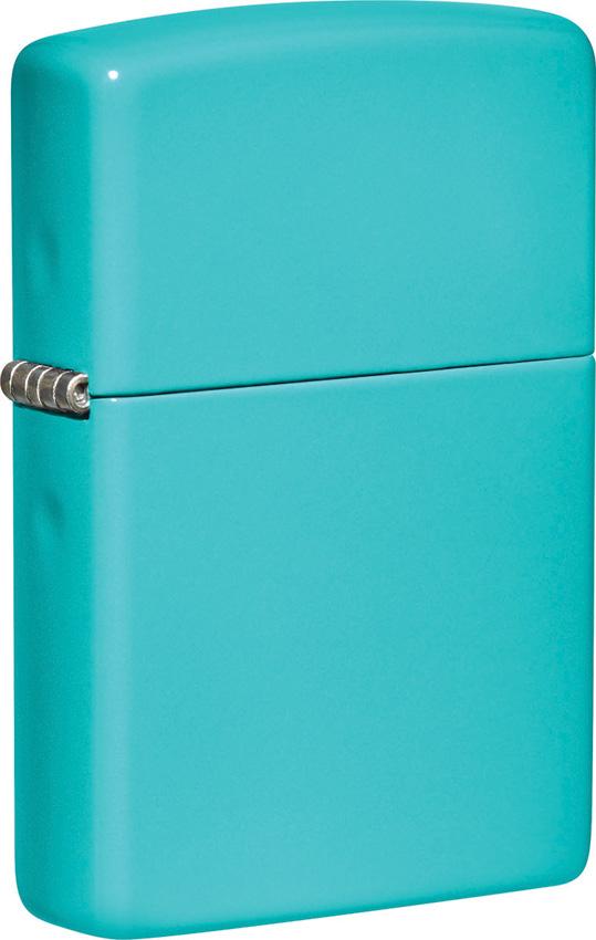 Zippo Classic Flat Turquoise