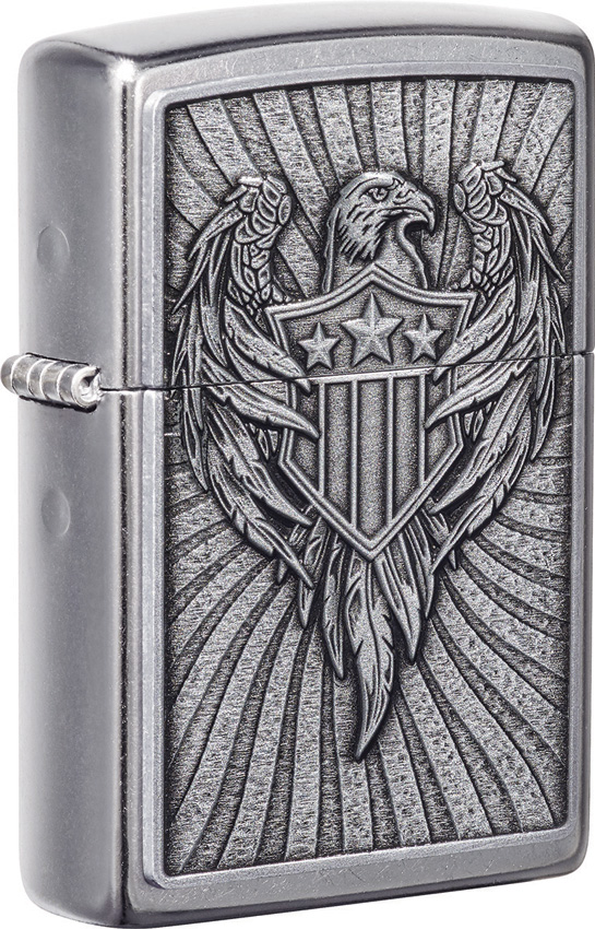 Zippo Eagle Emblem Lighter