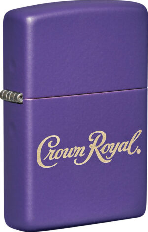 Zippo Crown Royal Lighter
