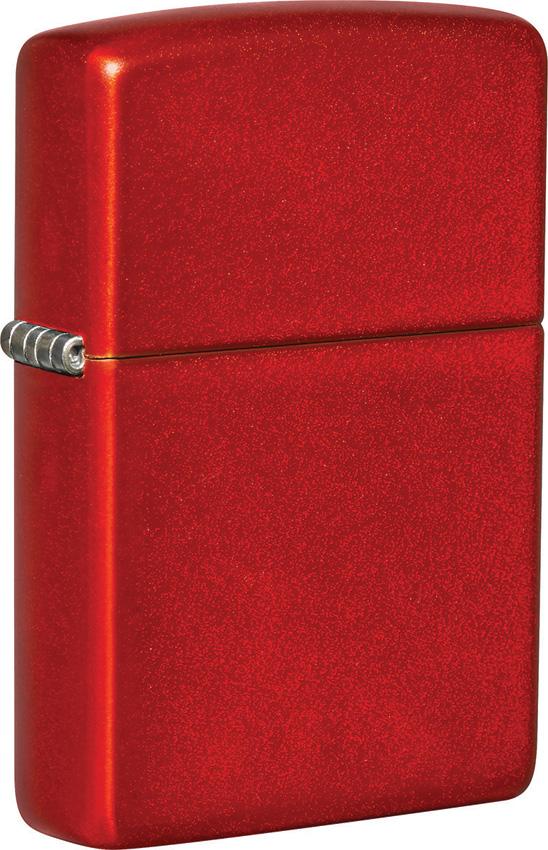Zippo Classic Metallic Red